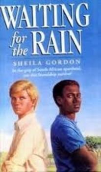Waiting for the Rain by Sheila Gordon - Literature Test
