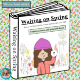 Waiting on Spring   Virtual Resource and Printable Short Story