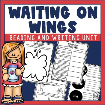 Waiting on Wings is a great book for butterfly studies. This resource includes before, during, after activities as well as a butterfly research project.