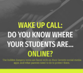 Wake Up Call: Do You Know Where Your Students Are... Onlin