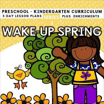 Wake Up Spring (5-day Thematic Unit)