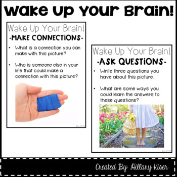 Wake Up Your Brain! (April)