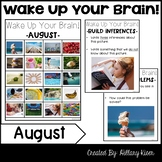 Wake Up Your Brain! (August)