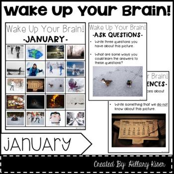 Wake Up Your Brain! (January)