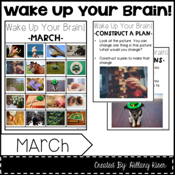 Wake Up Your Brain! (March)