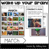 Wake Up Your Brain! (March) (Distance Learning)