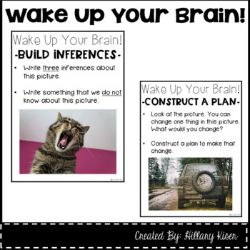 Wake Up Your Brain! (May)