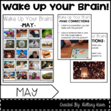 Wake Up Your Brain! (May) (Distance Learning)