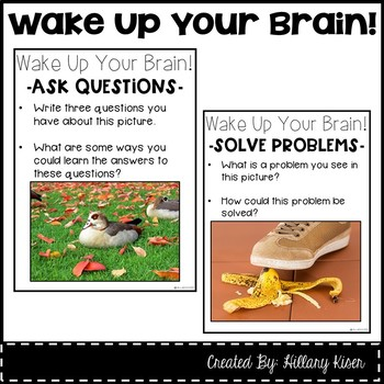 Wake Up Your Brain! (October)