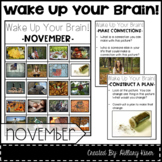 Wake Up Your Brain! (November)