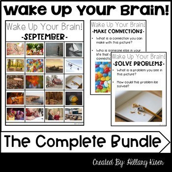 Wake Up Your Brain! (The Complete Bundle)