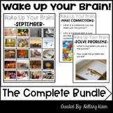 Wake Up Your Brain Bundle (Distance Learning)