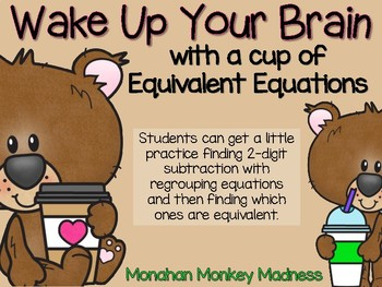 Wake Up Your Brain with A Cup Full of Equivalent Equations