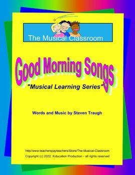 """Fun Songs to Start the Day - """"Wake, Wiggle & Work"""""""