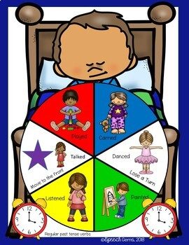 Waking Daddy Articulation & Language Game Companion