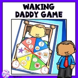 Waking Daddy Articulation & Language Game Companion
