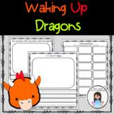 Waking Dragons Craft + Activities