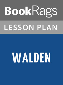 Walden Lesson Plans