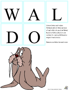 Waldo-Song