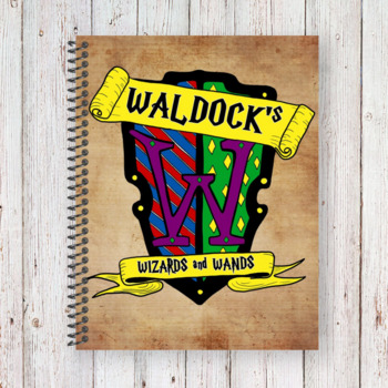 Waldock's Wizards and Wands