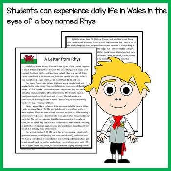 Wales Country Study