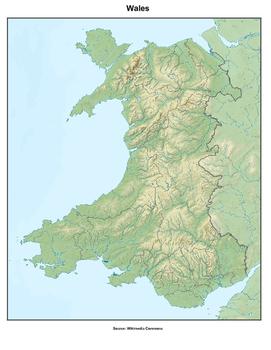 Wales Geography Quiz