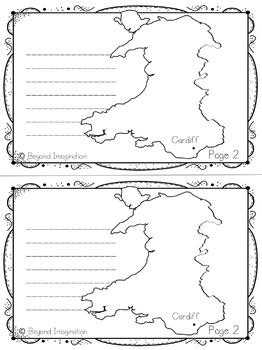 Wales Booklet Country Study Project Unit