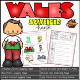 Wales Scavenger Hunt