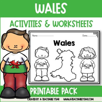 Wales- Vocabulary Pack
