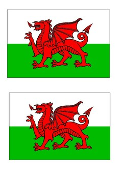 Wales Word Search