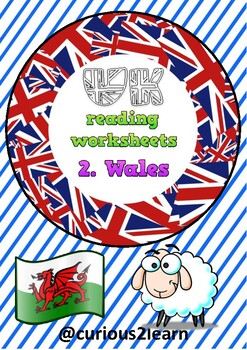Wales reading worksheet