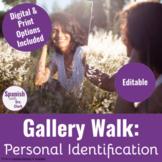 Walk & Talk Activity: Personal Identification -Level 1  **