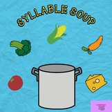 Walk The Room Syllable Soup Activity