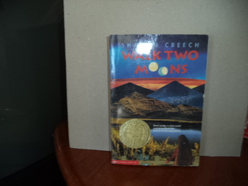 Walk Two Moons  ISBN 0-590-67409-9
