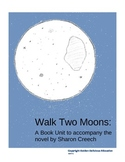 Walk Two Moons Book Unit