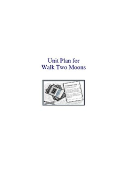 Walk Two Moons Complete Literature and Grammar Unit
