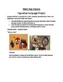 Walk Two Moons Figurative Language Project
