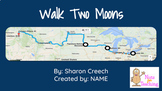 Walk Two Moons Project - Common Core Aligned