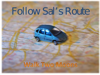 Walk Two Moons: Follow Sal's Route