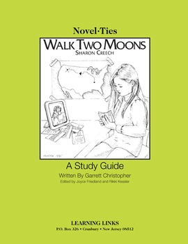 Walk Two Moons - Novel-Ties Study Guide