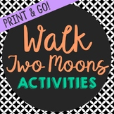 Walk Two Moons Novel Unit Study Activities, Book Companion