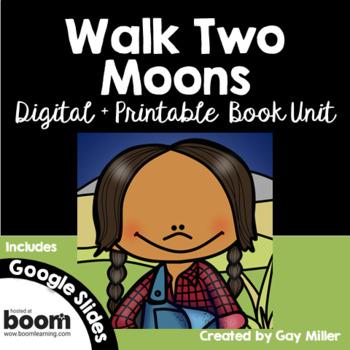 Walk Two Moons [Sharon Creech] Book Unit