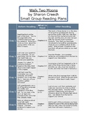 Walk Two Moons Small Group Reading Plans