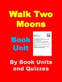 Walk Two Moons Novel Study