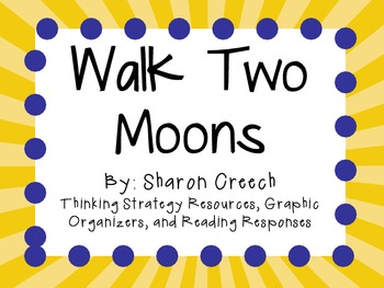 Walk Two Moons by Sharon Creech: Characters, Plot, Setting