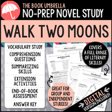 Walk Two Moons Novel Study - Distance Learning - Google Classroom