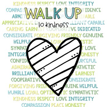 Walk Up to Kindness