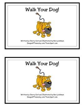 Walk Your Dog! Guided Reader (-og Wd Fam) HFW