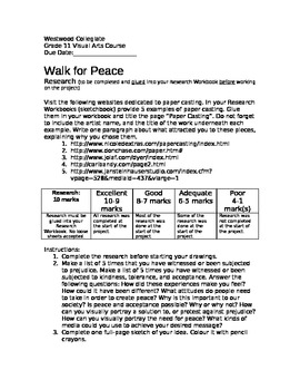 Walk for Peace