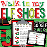 Walk in my ELF shoes empathy activity for Google Classroom